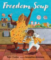 Cover image for Freedom Soup