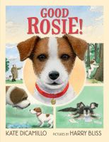 Cover image for Good Rosie!