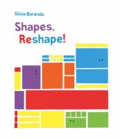Cover image for Shapes, reshape!