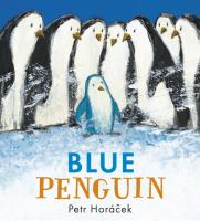 Cover image for Blue Penguin