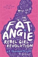 Cover image for Fat Angie : rebel girl revolution