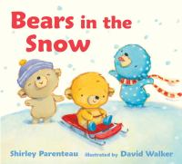 Cover image for Bears in the snow