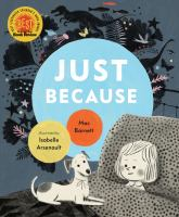 Cover image for Just because