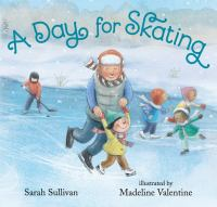 Cover image for A day for skating