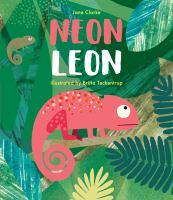 Cover image for Neon Leon