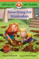 Cover image for Searching for stinkodon