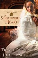 Cover image for A surrendered heart