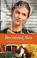 Cover image for Becoming Bea