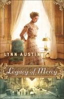 Cover image for Legacy of mercy