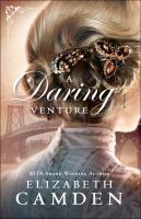 Cover image for A daring venture