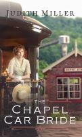 Cover image for The chapel car bride