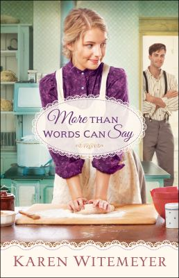 Cover image for More than words can say