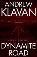 Cover image for Dynamite road
