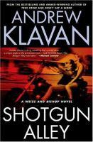 Cover image for Shotgun Alley