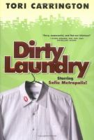Cover image for Dirty laundry : a Sofie Metropolis novel