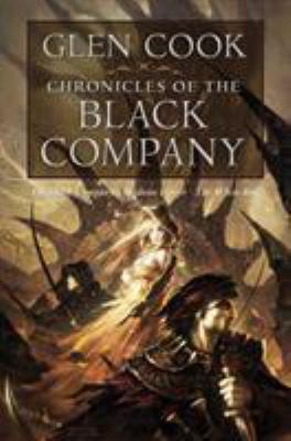 Cover image for Chronicles of the Black Company