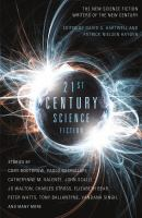 Cover image for Twenty-first century science fiction