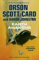 Cover image for Earth awakens : the first Formic war