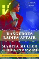 Cover image for The dangerous ladies affair