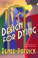 Cover image for Design for dying