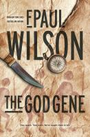 Cover image for The god gene