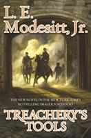 Cover image for Treachery's tools : the tenth book of the Imager portfolio