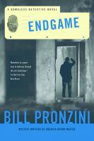 Cover image for Endgame : a Nameless Detective novel