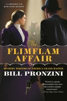 Cover image for The flimflam affair