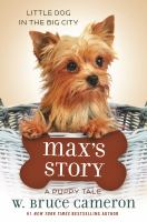 Cover image for Max's story