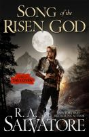 Cover image for Song of the risen god