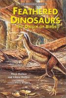Cover image for Feathered dinosaurs : the origin of birds
