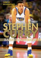 Cover image for Stephen Curry : basketball's MVP