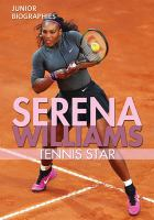 Cover image for Serena Williams : tennis star