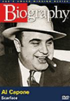 Cover image for Al Capone Scarface