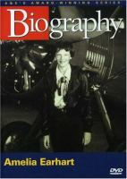 Cover image for Amelia Earhart : queen of the air