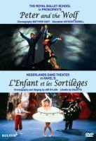 Cover image for Peter and the wolf Nederlands Dans Theater in Ravel's L'enfant et les sortilèges.