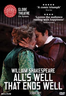 Cover image for All's well that ends well