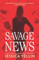 Cover image for Savage news