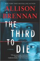 Cover image for The third to die : a novel