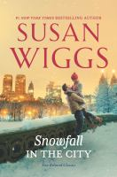 Cover image for Snowfall in the city