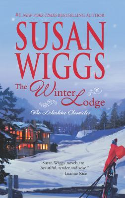 Cover image for The winter lodge