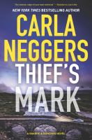 Cover image for Thief's mark