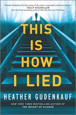Cover image for THIS IS HOW I LIED:  A NOVEL
