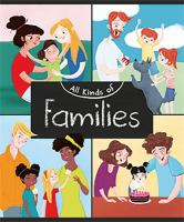 Cover image for All kinds of families