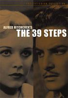 Cover image for The 39 steps