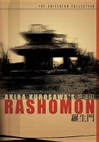 Cover image for Rashōmon