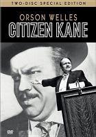 Cover image for Citizen Kane