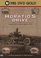 Cover image for Horatio's drive : America's first road trip