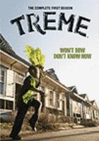 Cover image for Treme. The complete first season.