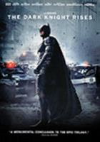 Cover image for The dark knight rises